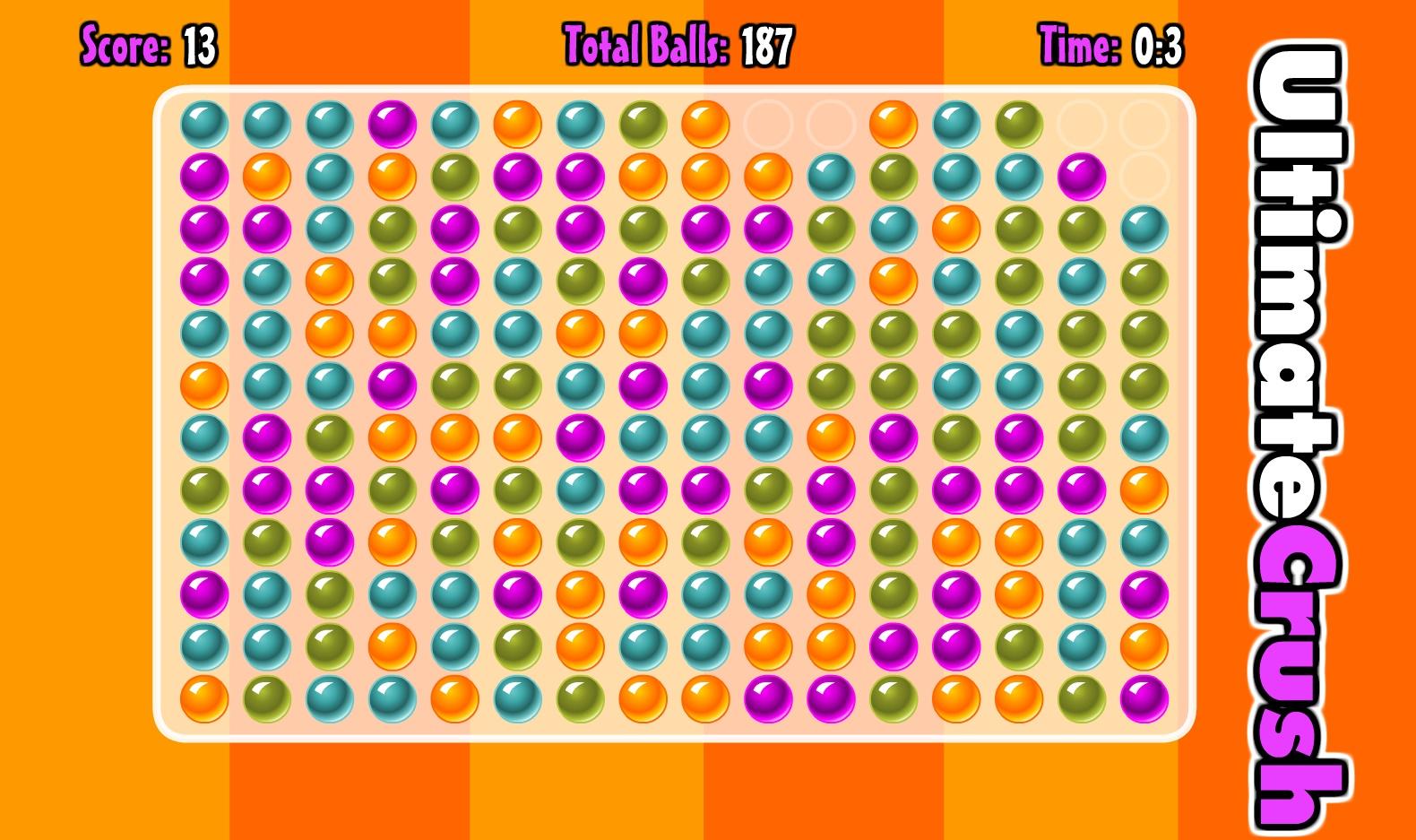 Ultimate Crush Play Free Online Fun Game