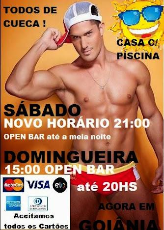 !TODOS DE CUECA! SURUBA GAY- 200 VAGAS!