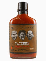 Most Wanted Pain is Good Cayenne Pepper Sauce
