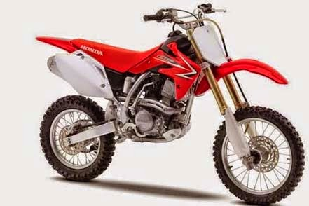 2015 Honda CRF150R Specification and Features