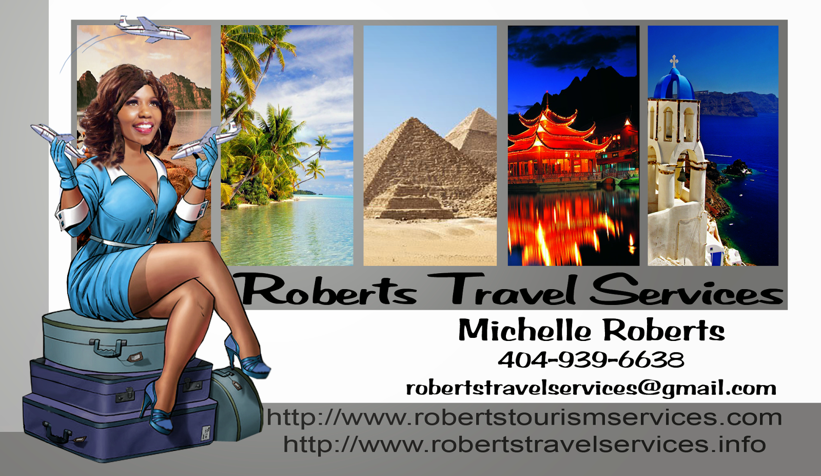 Roberts Travel Services