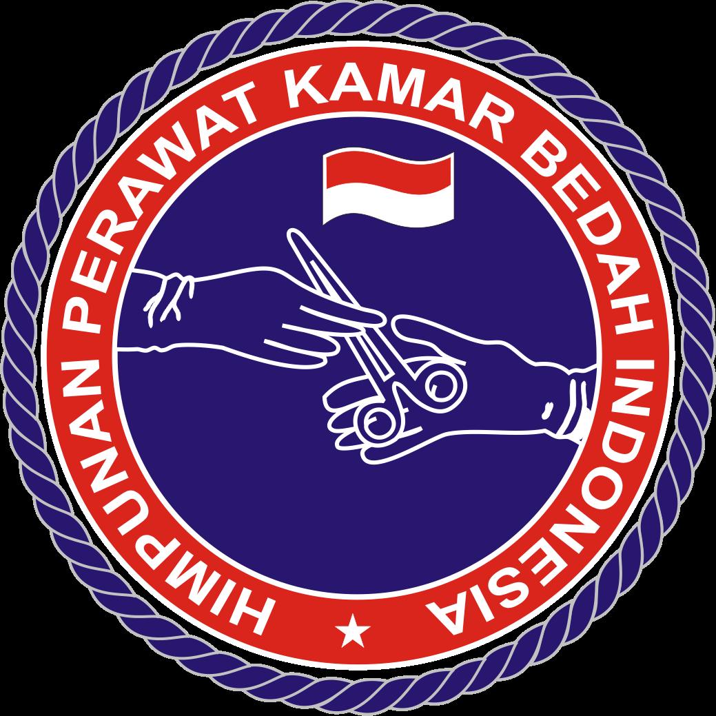 logo himpunan perawat kamar bedah indonesia hipkabi