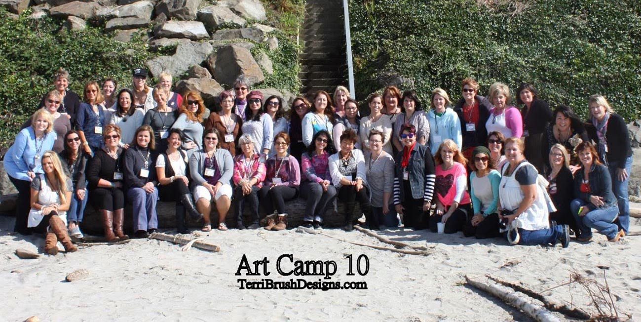 Terri Brush Art Camp