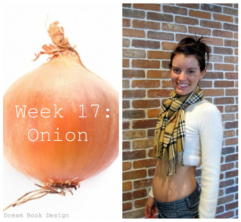 17 week pregnant belly | Photo submitted by Babies Online