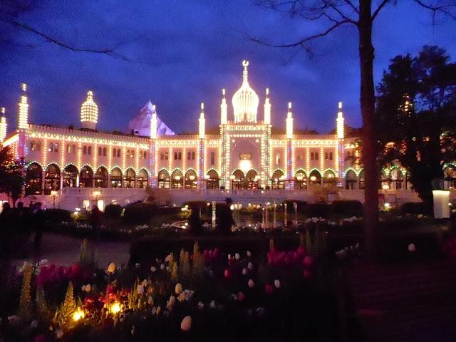 Copenhagen City Guide Tivoli Gardens