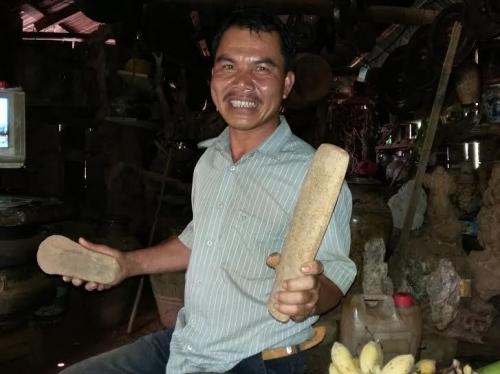 """Gia Lai: Người sở hữu kho cổ vật """"khủng"""" giá triệu đô-la"""