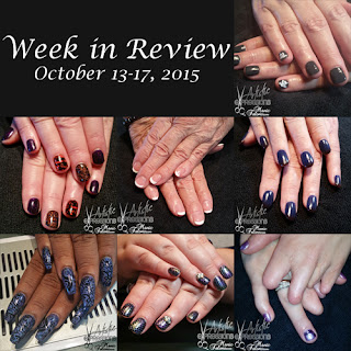 Sample Nails from Artistic Expressions Hair Salon
