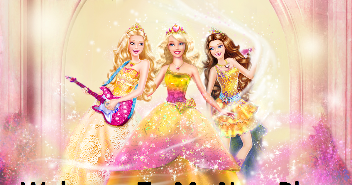 Welcome To My New Blog Free Barbie Movies-Free Barbie Movies