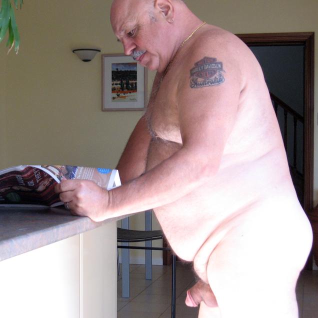 topless busty mature selfies