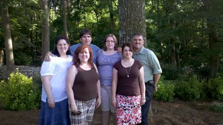 Me and My Five Siblings 2011ish?