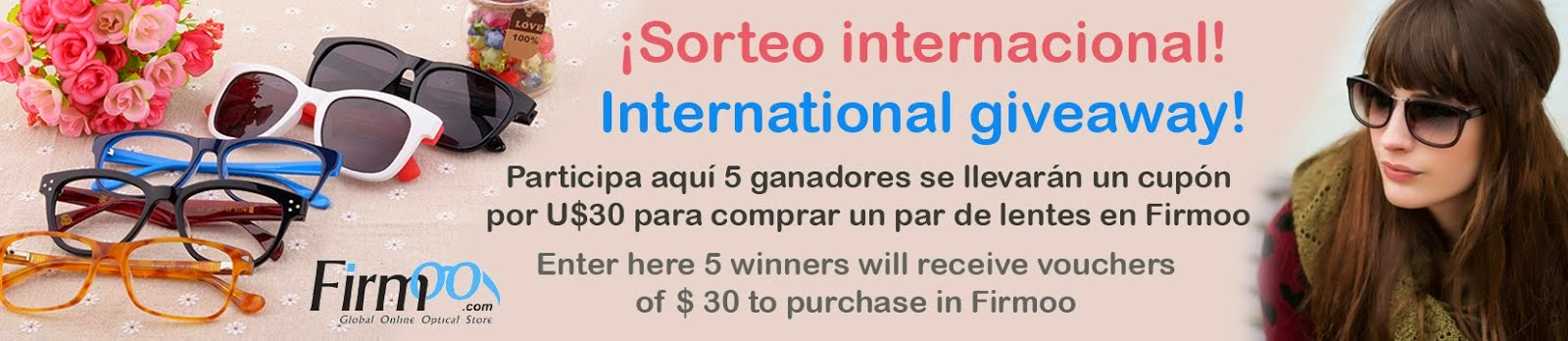 sorteo actual / currently giveaway