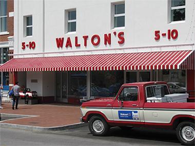 Grupo Walmart História