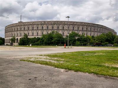 Kongresshalle en Núremberg