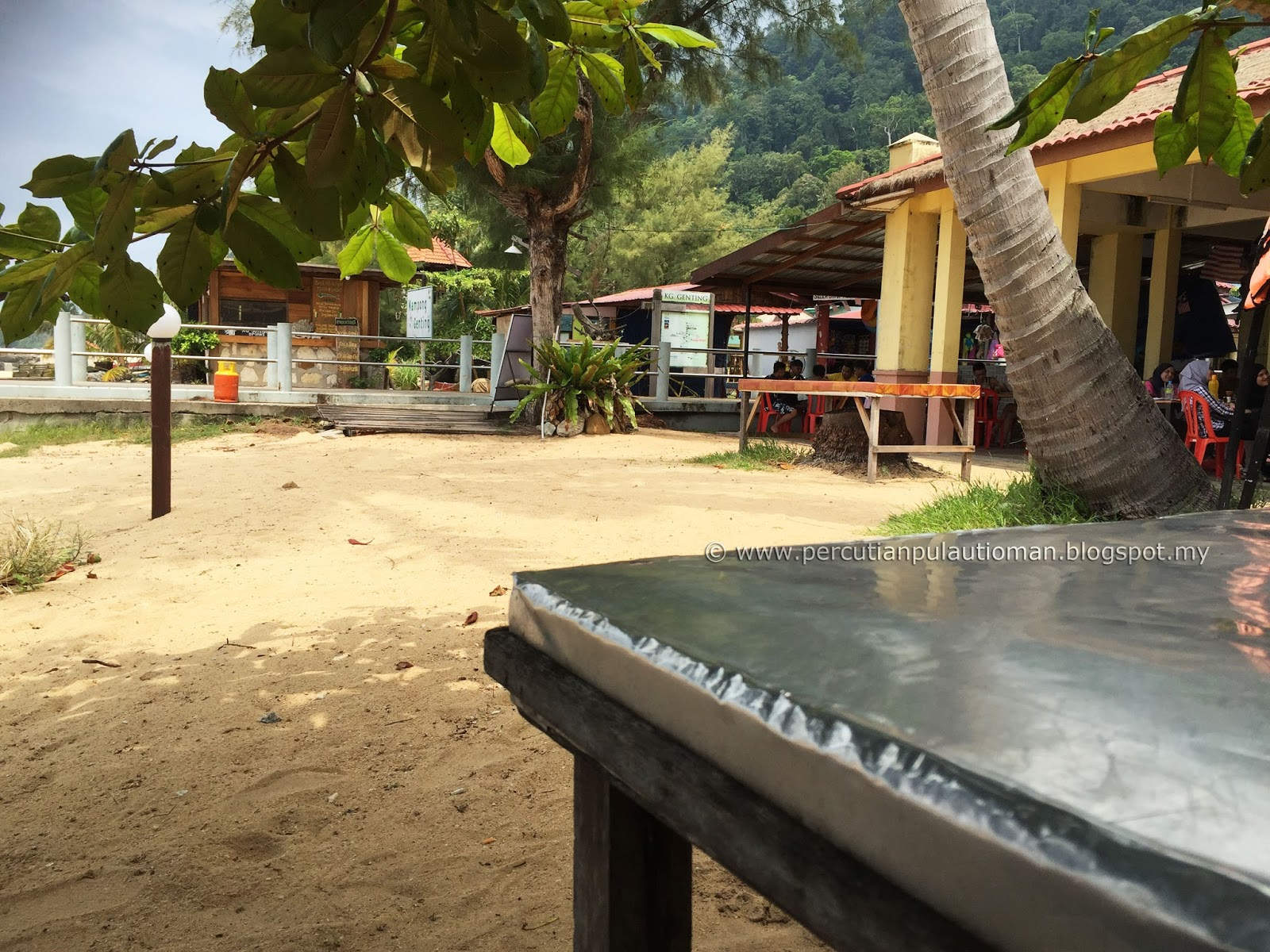 Keadaan Terkini Di Pulau Tioman With Drone