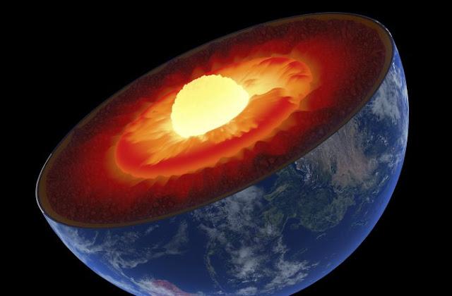Earth's Light Core