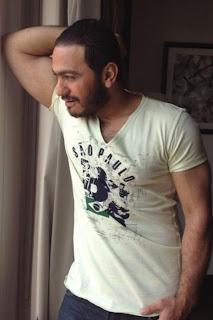 اروع صور لتامر حسنى على البحر 2013 -  صور تامر حسنى مع خطيبتة - Tamer Hosni
