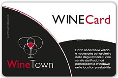 Wine Card Firenze