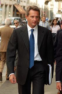 Alberto Nagel, l'ad di Mediobanca