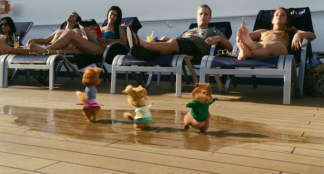 wallpaper Chipwrecked alvin and the chipmunks 3 chip wrecked 24963616 1280 688 - ���� ����� �������� 3 - Film Alvin and the Chipmunks 3