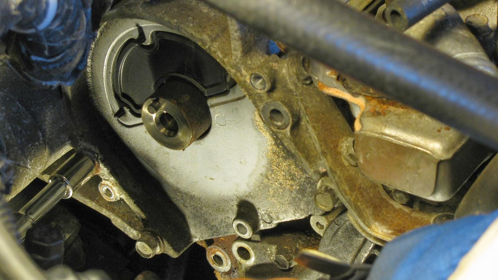 The Original Mechanic 30 L Engine Chrysler Replace Water Pump 1995 Lebaron Timing Belt Kit Unbolting Alternator Bracket