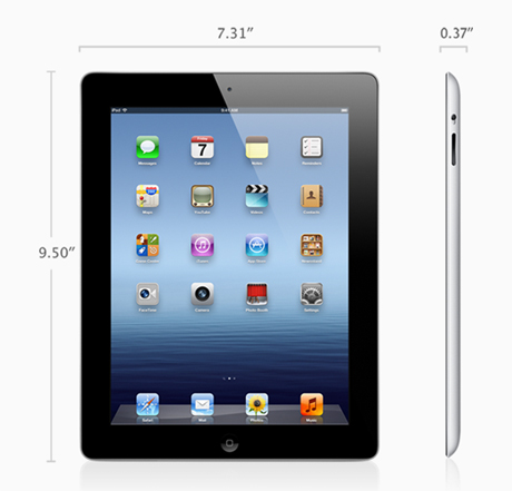Harga New iPad WiFi 16GB