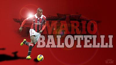 Ac Milan - Mario Balotelli 2014 Full HD Wallpaper