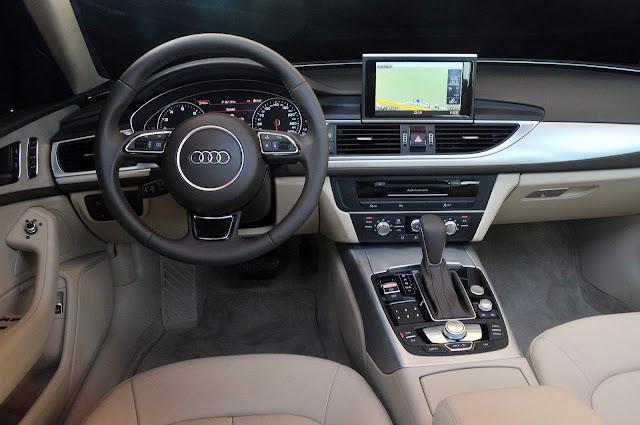 Novo Audi A6 2016
