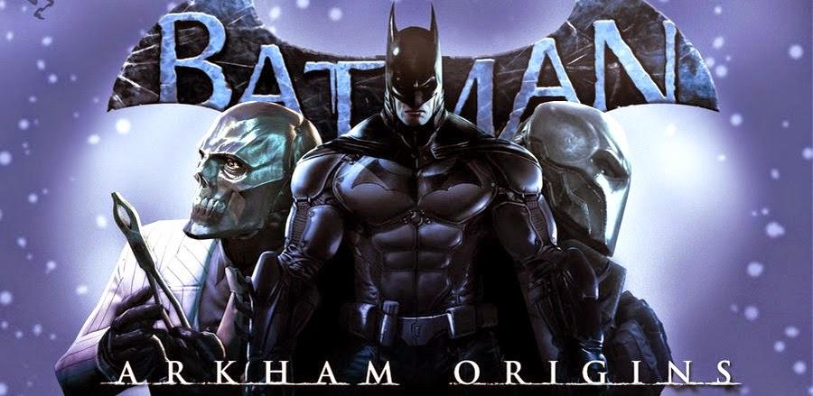 Batman Arkham Origins v1.3.0 [Link Direto]