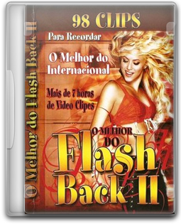 Download 98 Clipes O Melhor Do Flash Back 2 - DVD-R