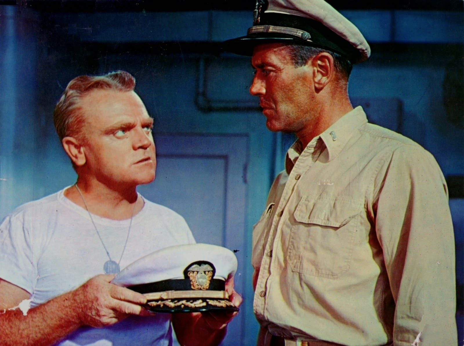 movie review  mister roberts  1955