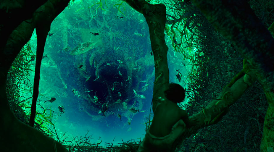 Dynamic views carnivorous island from life of pi for Life of pi pool scene