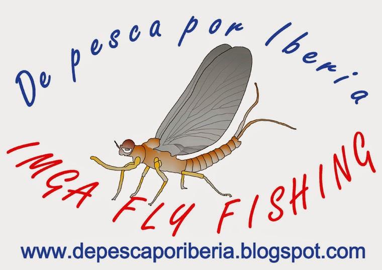 De pesca por Iberia, pesca en Soria y Península