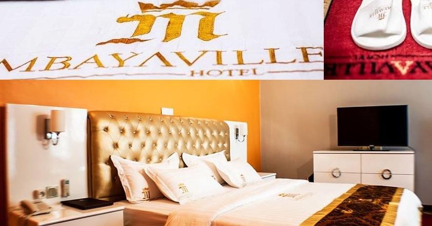 ...MbayaVille Hotel Douala...