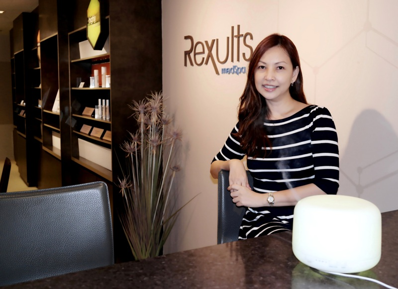 luxury haven lifestyle blog reviews rexults medspa