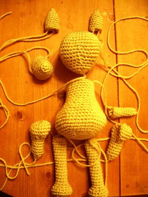 Crochet Parfait: Amigurumi Yorkie Tutorial