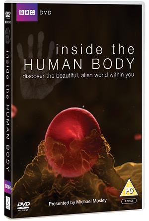 BBC Dentro Do Corpo Humano Parte V : Melhores Momentos RMVB Legendado inside human body