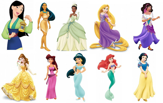 Disney, Female, Characters,Poll, Vote, tapandaola111, Cartoon