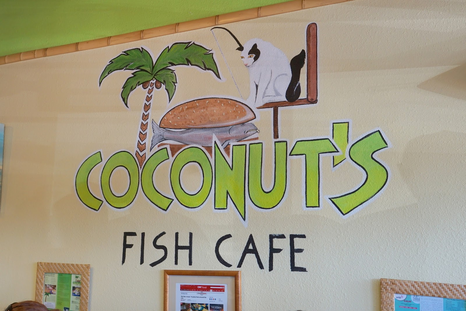 Image result for Coconut's Fish Cafe On Maui