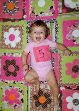 Elle Belle 5 months