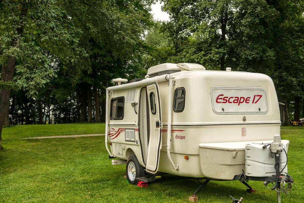 Jons Journeys Gotta Getaway RV Park Bellevue OH