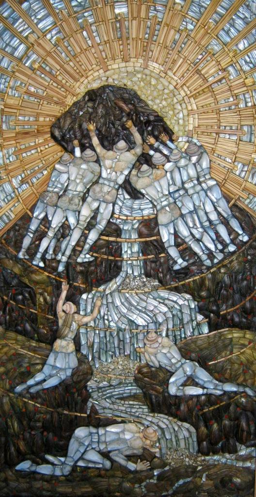 Анна Самутина, источник вечной жизни, 1996