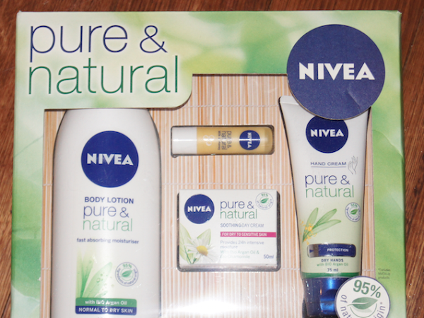 My Mother's Day pack's from Nivea