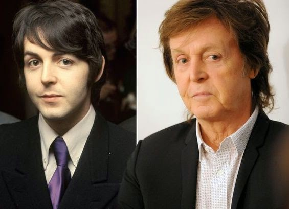 Naija Blog Queen Olofofo: Ringo Starr says Paul McCartney ...