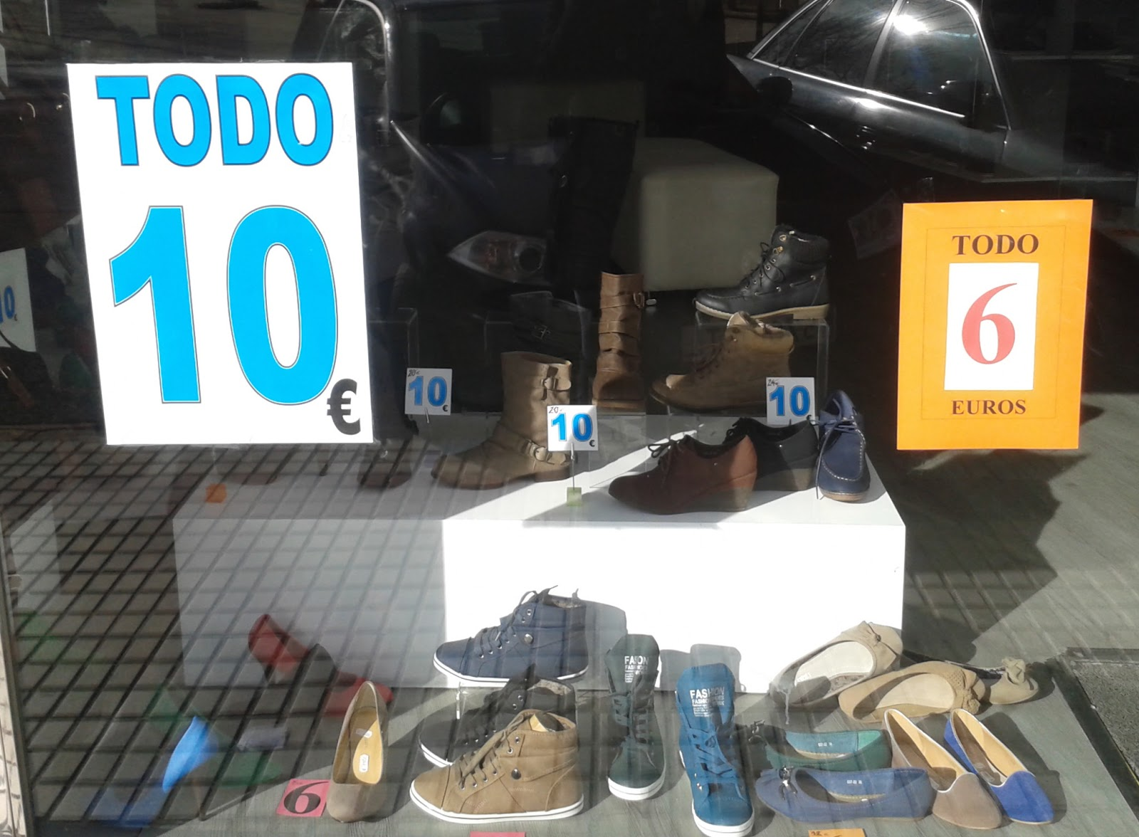 Todo a 10€ - todo a 6€