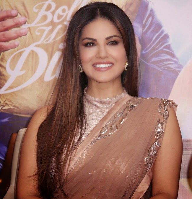 Sunny Leone at Kuch Locha Hai Hindi Movie Promotion in Delhi Photos