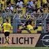 Borussia Dortmund dá show na estreia e goleia o xará M'gladbach