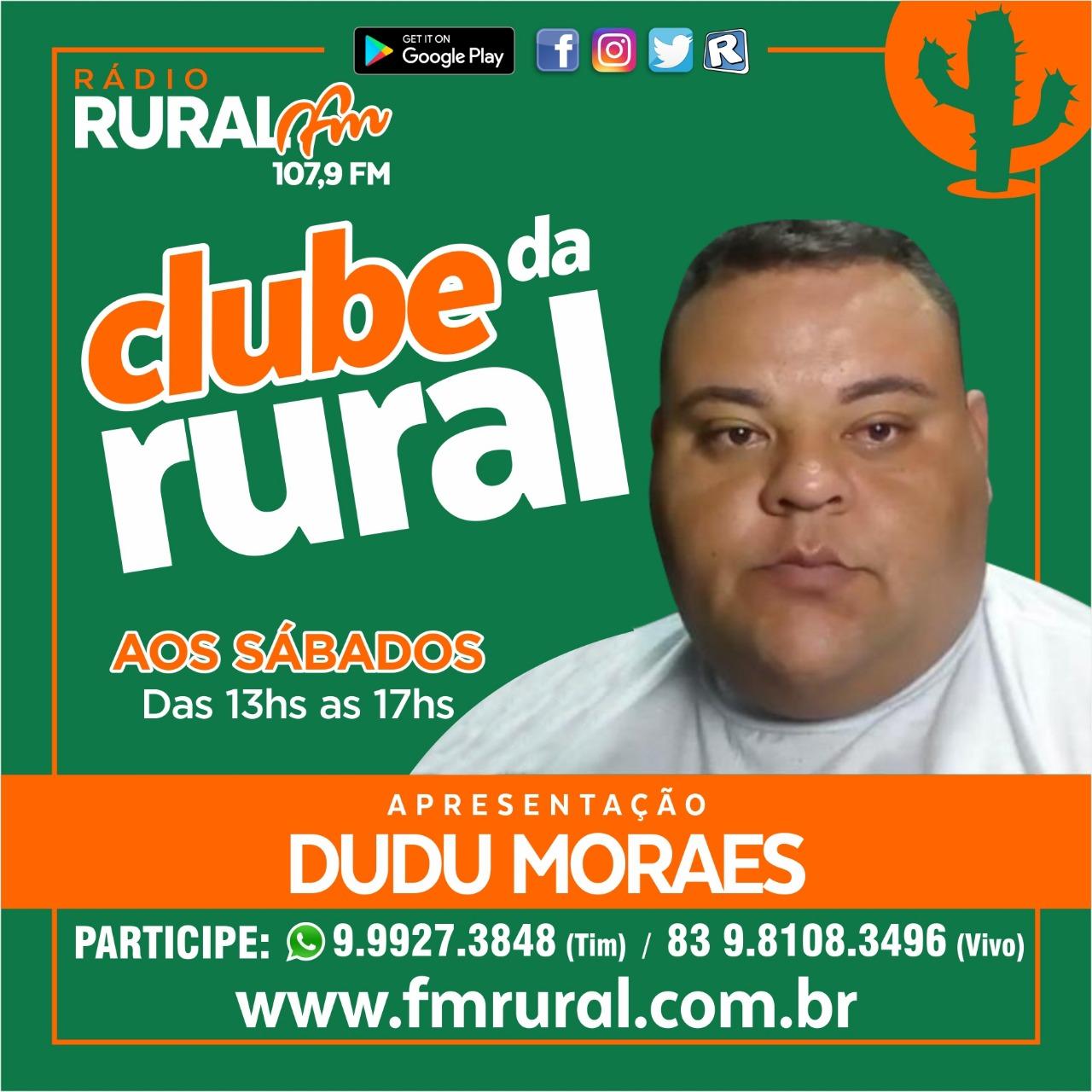 Clube da Rural - com Dudu Moraes