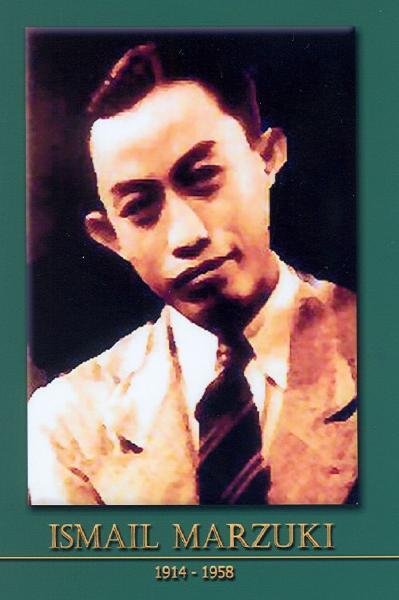 Pahlawan Nasional - Ismail Marzuki (1914-1958)