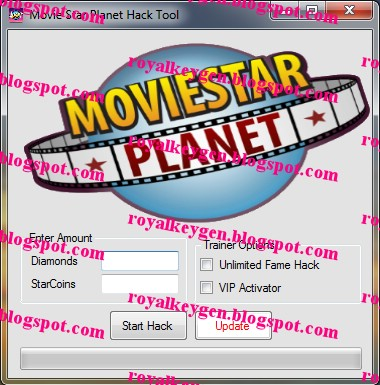 Royal Cheats: Movie Star Planet Hack Tool [FREE Download] [2013]