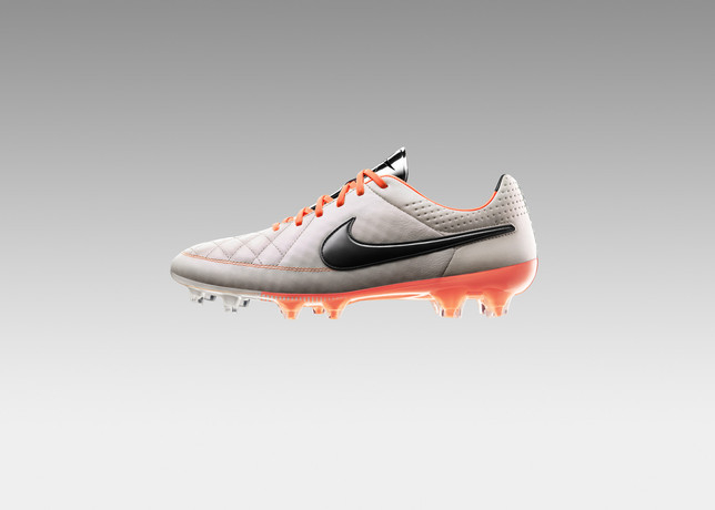 To coincide with the launch of the Tiempo V and Tiempo '94 Nike has also  created the